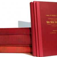 """These volumes bring together the documents that enabled the Congregation of the Rites to study the miracles: Positio super miraculis ( 1950), Novissima positio super miraculis ( 1951). The Positio super tuto (1951) prepared the decree """"di Tuto"""" by which Pius XII declared that the Beatification can proceed ( March 27)."""