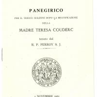 """He wrote a biography of Mother Thérèse: """"A Great and Humble Soul""""."""